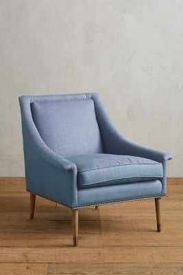 Linen Tillie Armchair - Anthropologie