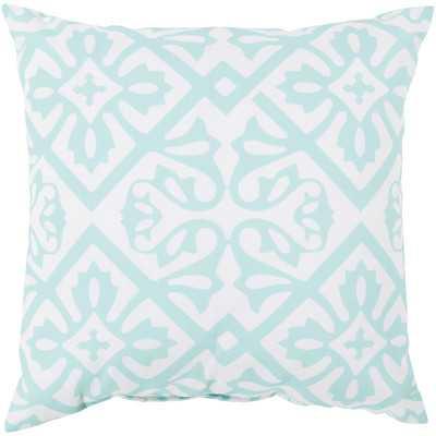 Rain Modern Moroccan Outdoor Throw Pillow - Wayfair