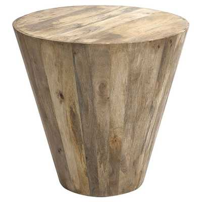 Timber Side Table - Birch Lane