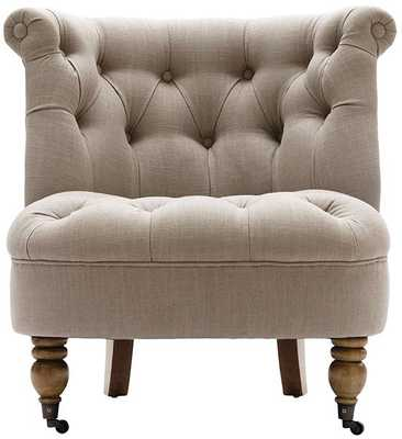 FLANDERS ACCENT CHAIR - Home Decorators