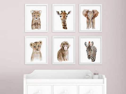 Gender Neutral Nursery Decor - Etsy