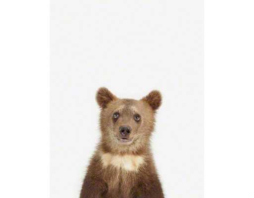 """BEAR CUB LITTLE DARLING - 11"""" x 17"""" - Unframed - shop.com"""
