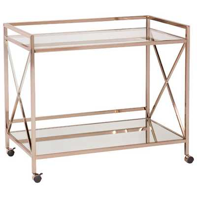 Cassidy Serving Cart - AllModern