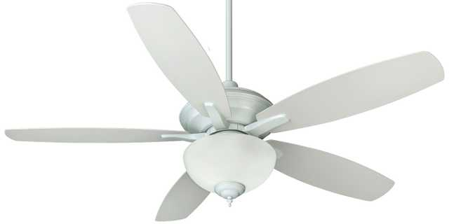 """52"""" Craftmade Copeland White Ceiling Fan - Lamps Plus"""