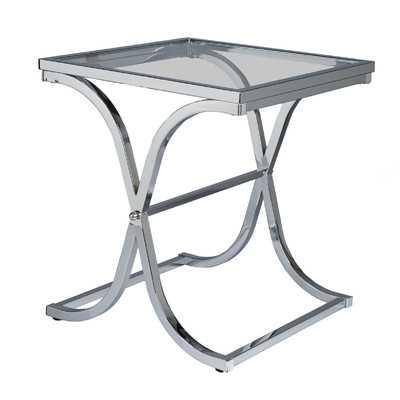 Logan End Table - Wayfair