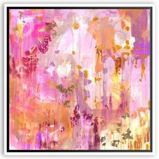 "Michelle Armas, Halcyon - 40"" x 40"" - Framed - One Kings Lane"