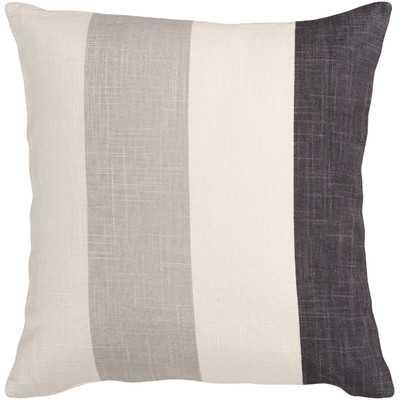 Striking Stripe Throw Pillow - AllModern