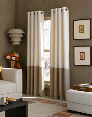 Kendall Color Curtain Panel - curtainworks.com