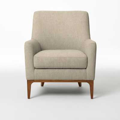 Sloan Upholstered Chair - Solids - West Elm
