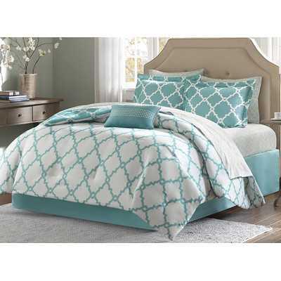 Merritt Reversible Comforter Set by Madison Park Essentials - Wayfair