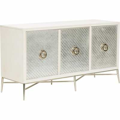Salon Media Console - High Fashion Home