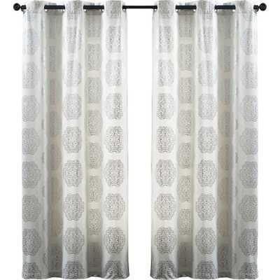 """Mayra Curtain Panel - 96"""" - Wayfair"""