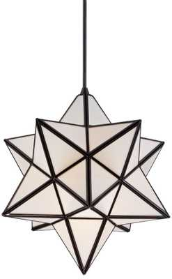 Cuthbert Star Pendant - Lamps Plus