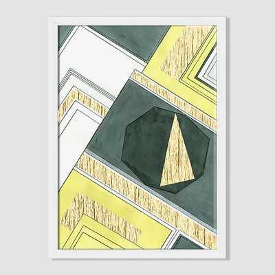 Roar + Rabbit Print -  Triangle Meets Octagon - West Elm