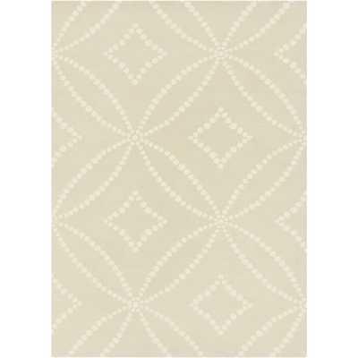 Harlequin :Hand-Tufted Joanne Geometric Pattern Rug - Overstock
