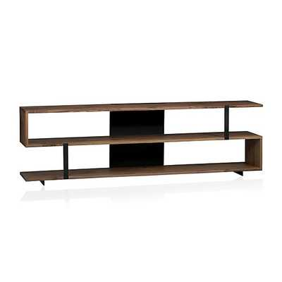 "Austin 78"" Media Console - Crate and Barrel"