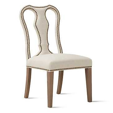 Savannah Side Chair - Natural Jute - Z Gallerie