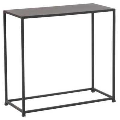 Wheelock Mini Console Table - Wayfair