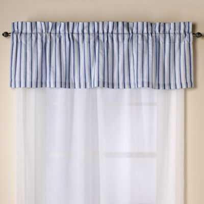 Nantucket Dreams Window Valance - Bed Bath & Beyond