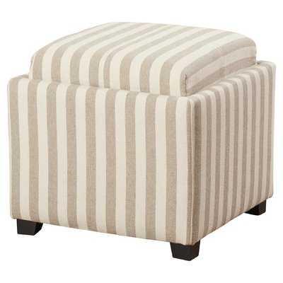 Dantonio Upholstered Ottoman - Wayfair