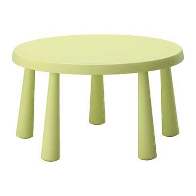 MAMMUT Children's table - Ikea