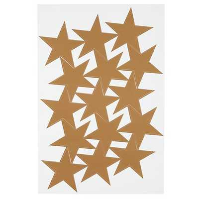 Star Bright Decal (Gold) - Land of Nod