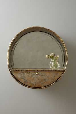 Industrialist Mirror Shelf - Anthropologie