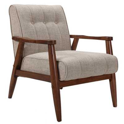 Durango Solid Wood Accent Chair - Overstock