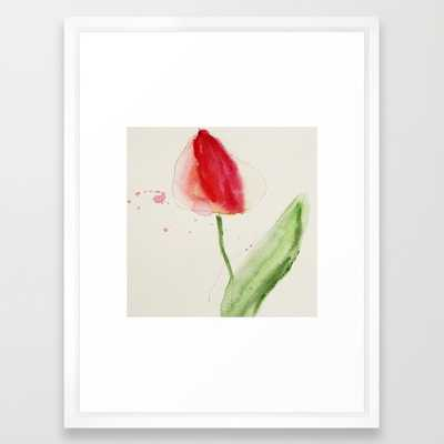 Floral Painting - Framed - Society6