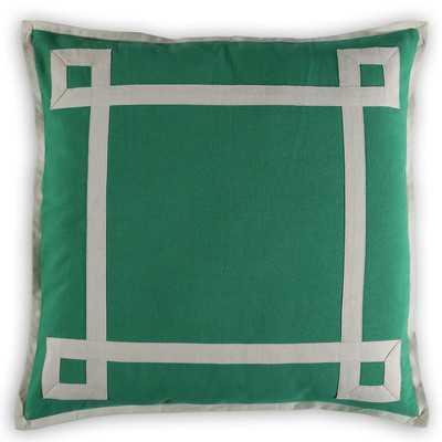 Bayeux Linen/Cotton Throw Pillow - Wayfair