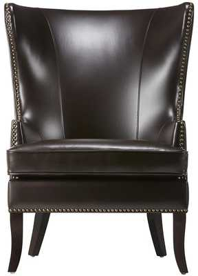 MOORE WINGBACK CHAIR - Home Decorators