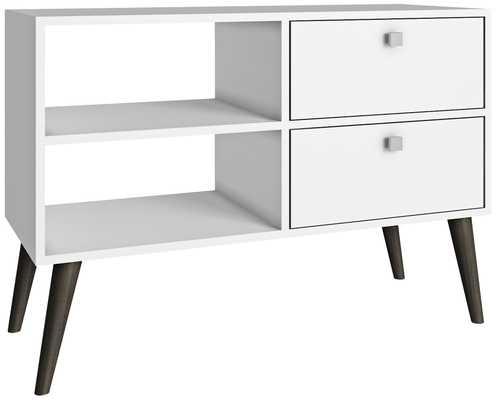 Dalarna 2-Drawer TV Stand - Lamps Plus