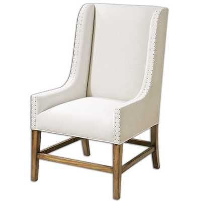 Dalma Wingback Chair - AllModern