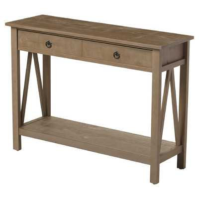 1 Drawer Console Table - Wayfair