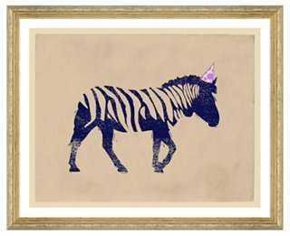 Party Animals, Zebra - One Kings Lane