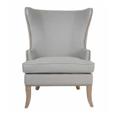 Villa Grant Wing Chair - AllModern