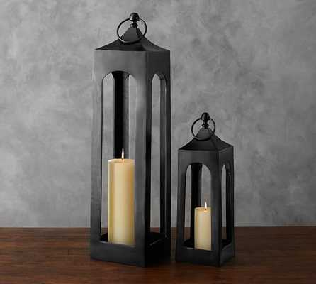 Caleb Lanterns - Pottery Barn