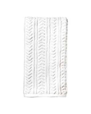 Chevron Jacquard Hand Towel - Serena and Lily