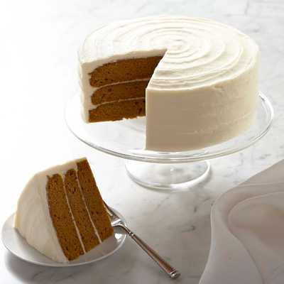 "Pumpkin Layer Cake, 9"" - Williams Sonoma"