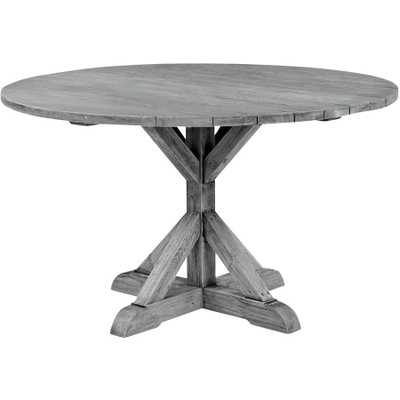"""Kingsley-Bate Brussels 50"""" Round Dining Table - AuthenTEAK"""