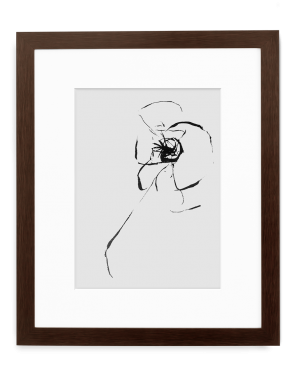Black Gallery Frame - Simply Framed