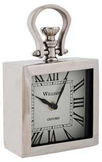 "14"" Oxford Clock - One Kings Lane"
