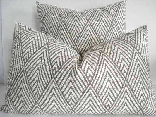 """Kravet Pillow Cover 12"""" x 18"""" insert sold separately - Etsy"""
