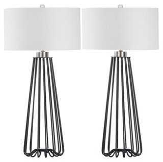 Estee Table Lamp Set - One Kings Lane
