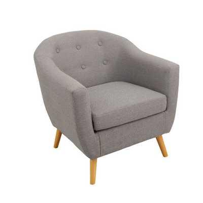 Rockwell Arm Chair - AllModern