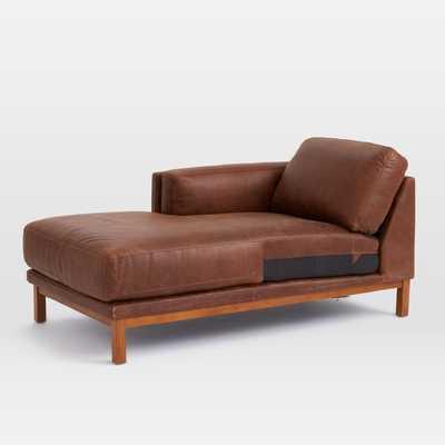 Build Your Own - Dekalb Sectional Pieces- Left-Arm Chaise - West Elm