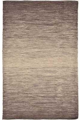"""WINDWARD AREA RUG - Charcoal, 7'6"""" x 9'6"""" - Home Decorators"""