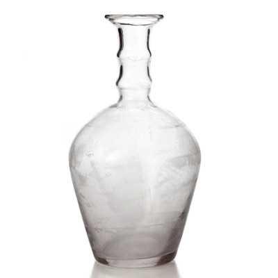 French Market Glass Bottle Vase - Wayfair