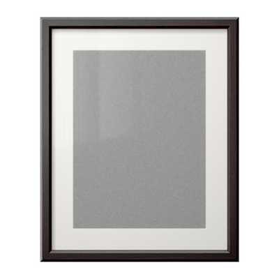 "GUNNABO Frame, brown- 16"" x 20"" - Ikea"