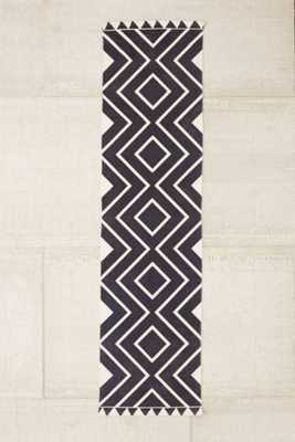 Assembly Home Diamante Printed Rug - 2' x 8' - Urban Outfitters